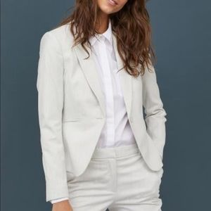 H and M fitted blazer